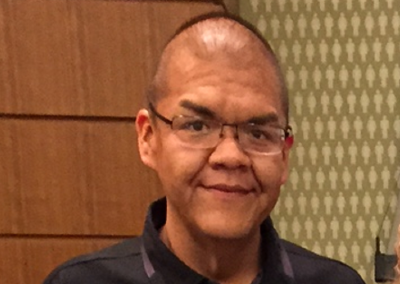 Lyle Etsitty, BS CHW (Diné/Navajo)
